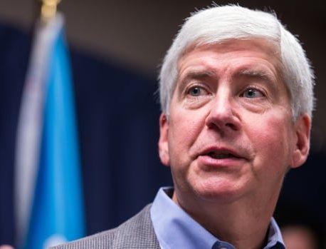 فرماندار سابق میشیگان در سال 2014 به بحران آب در فلینت متهم شد