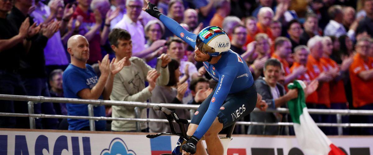 Giro d'Onore 2020 – مسیر ، الماس آبی