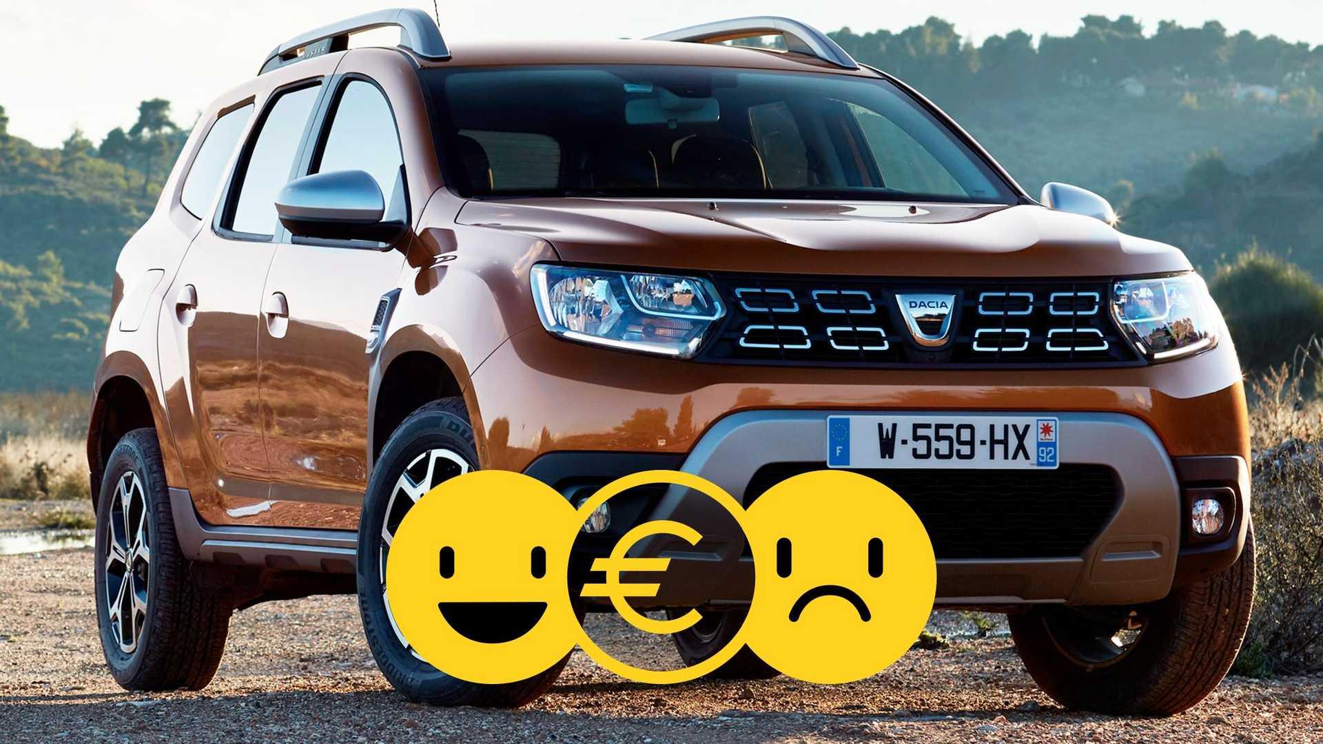 تبلیغ Dacia Duster GPL ، چرا راحت است و چرا که نه