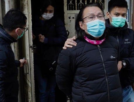 مقامات هنگ کنگ یک وکیل را دستگیر کردند ، 10 نفر دیگر طبق قانون امنیت ملی هستند