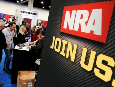 گروه حمایت از اسلحه آمریکا ، انجمن ملی تفنگ ، درخواست ورشکستگی کرده است