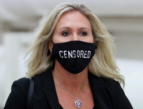 توییتر مارجوری تیلور گرین جمهوری خواه جمهوری خواه را به دلیل ادعای کلاهبرداری به حالت تعلیق درآورد