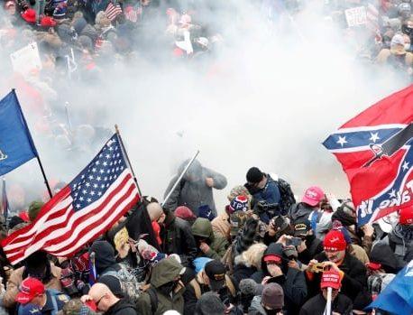 سرورها در مونترال میزبان TheDonald بودند ، سایت راست افراطی متهم به دامن زدن به خشونت در شورش های پایتخت