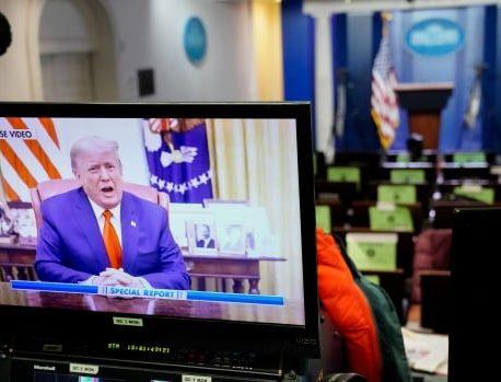 جمهوریخواهان قطار ترامپ را تا پایان دموکراسی سوار می شوند